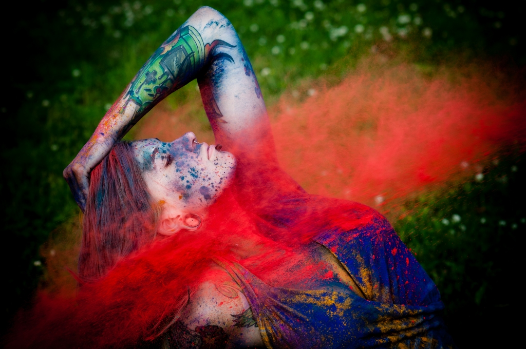 Oodles How To Protect Skin On Holi