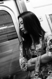 subway stare