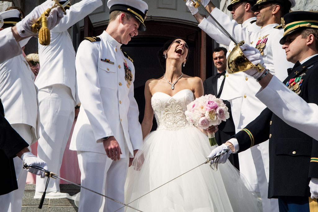 Navy Seal Wedding