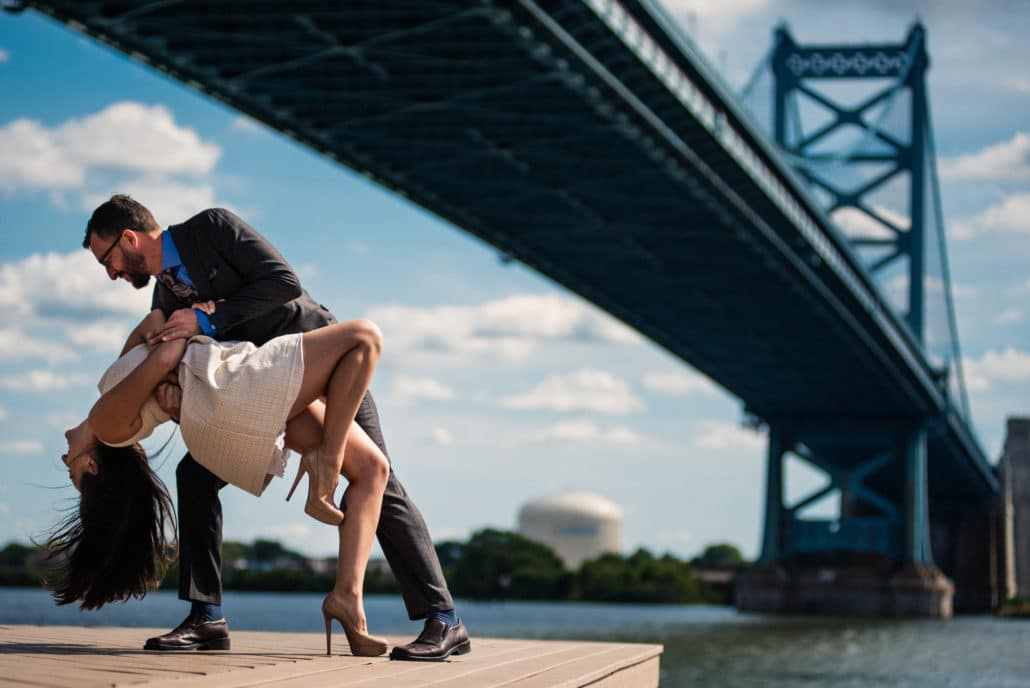 Philadelphia Engagement Locations