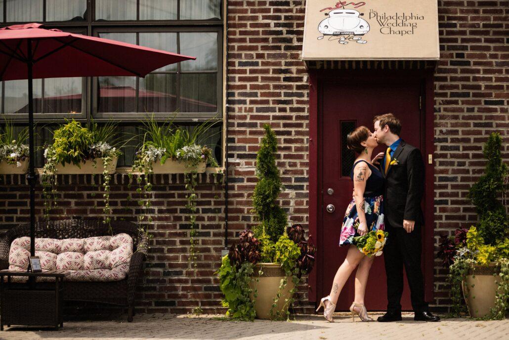 Philadelphia Wedding Chapel in East Falls