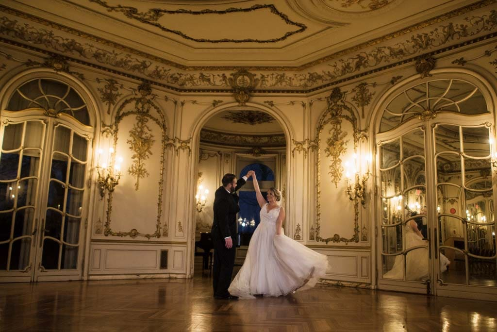 Arcadia University wedding