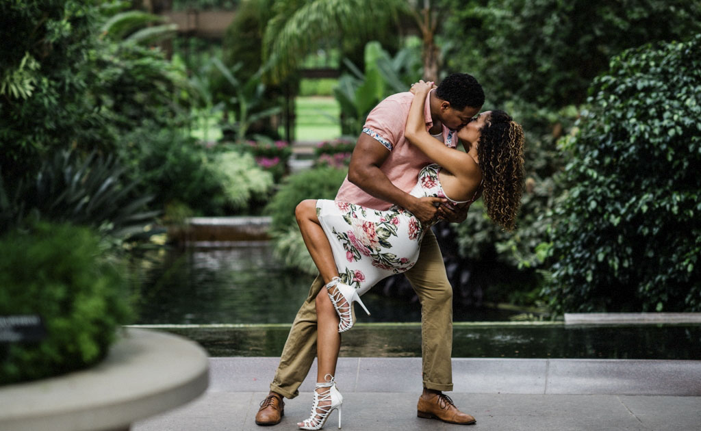 Philadelphia Engagement Shoot