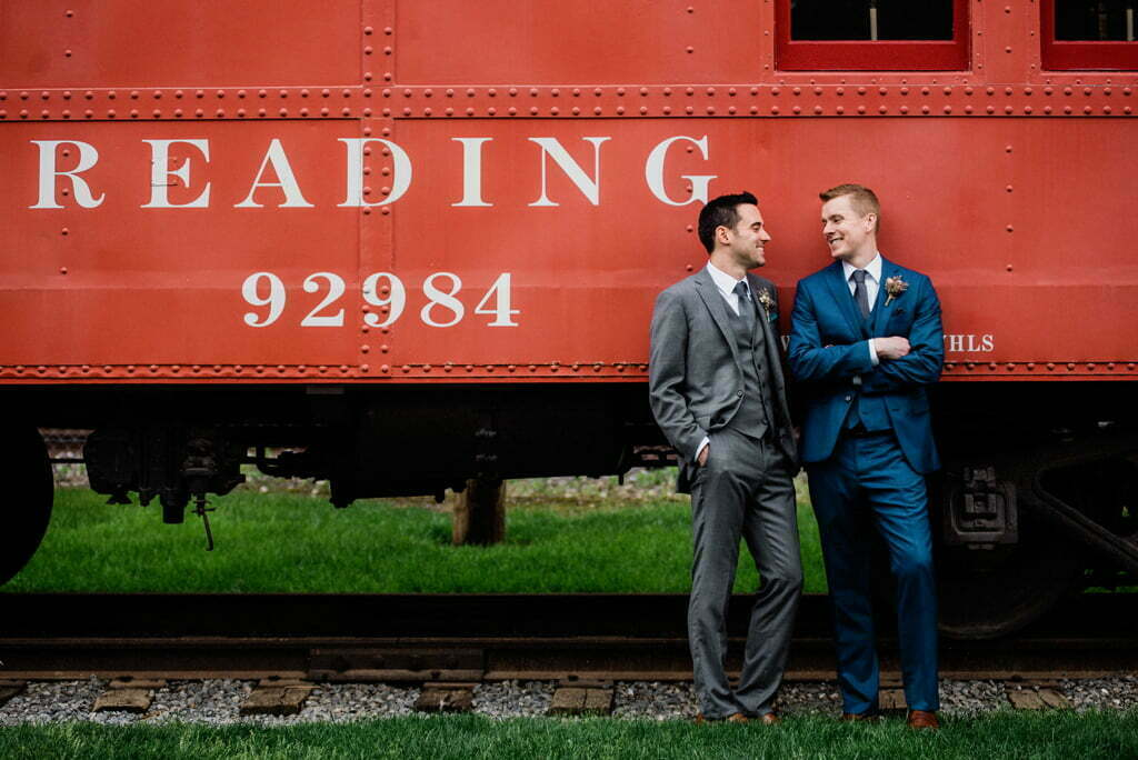 LGBTQ Wedding at the General Sutter Inn