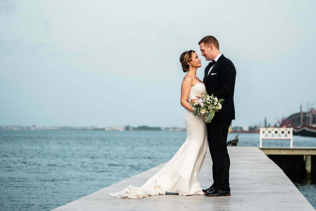 Mallard Island Beach Club Wedding