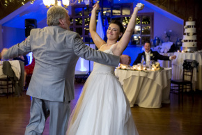 Winter Wedding Stroudsmoor Country Inn