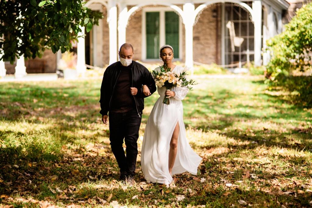 Awbury Arboretum Fall Wedding0108