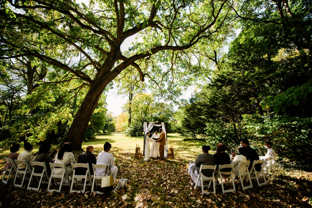 Awbury Arboretum Fall Wedding0128