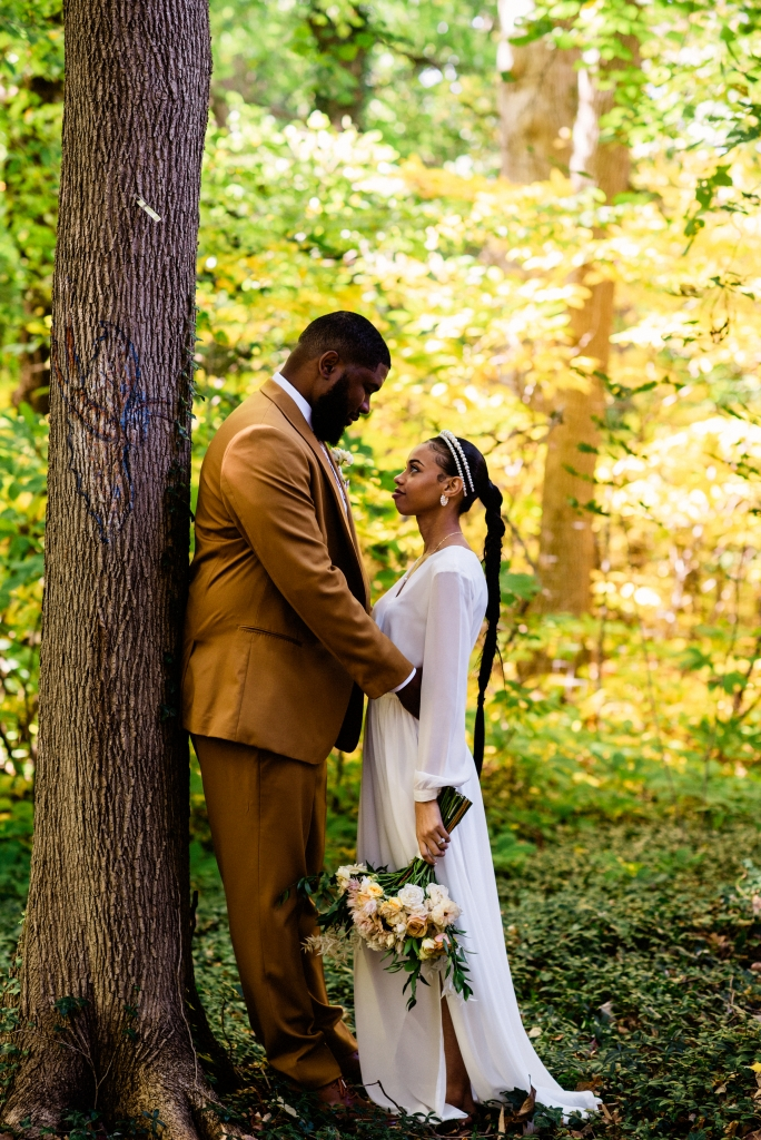 Awbury Arboretum Fall Wedding0247