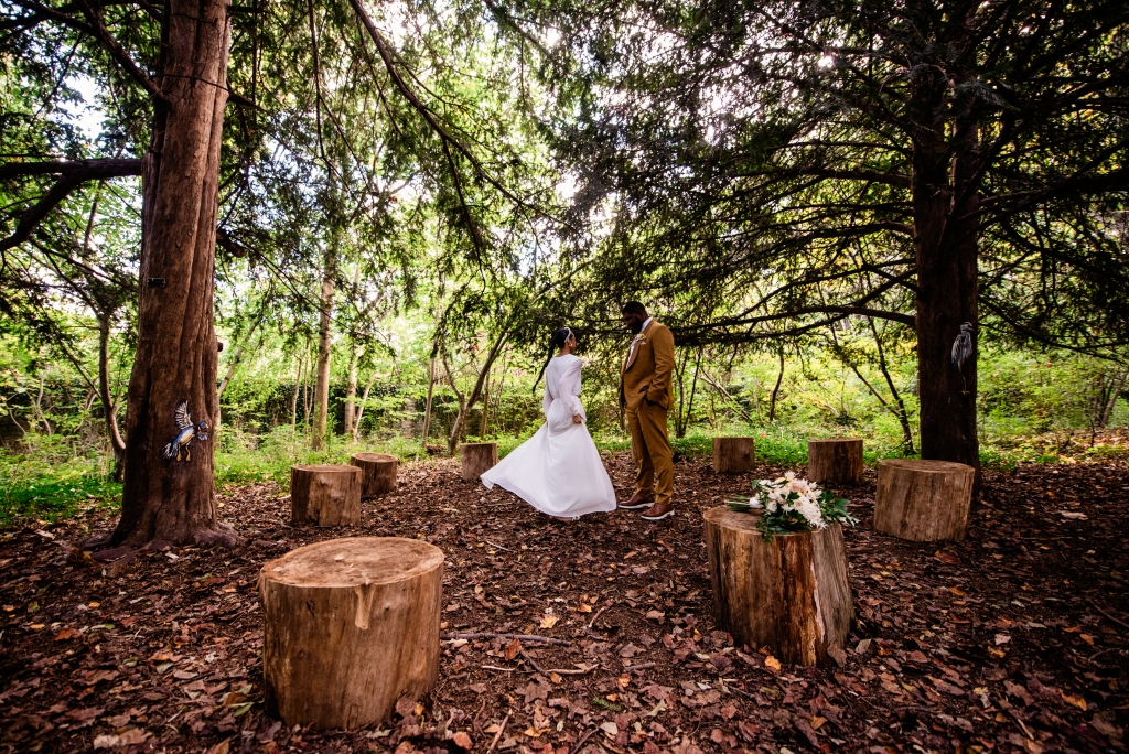 Awbury Arboretum Fall Wedding0276