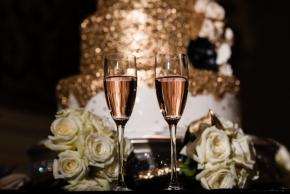 Cescaphe Ballroom Old Hollywood Glam Wedding-104