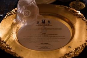 Cescaphe Ballroom Old Hollywood Glam Wedding-108