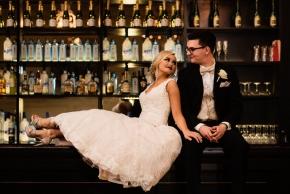 Cescaphe Ballroom Old Hollywood Glam Wedding-118