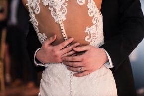 Cescaphe Ballroom Old Hollywood Glam Wedding-132