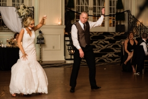 Cescaphe Ballroom Old Hollywood Glam Wedding-139