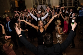Cescaphe Ballroom Old Hollywood Glam Wedding-183
