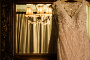 Cescaphe Ballroom Old Hollywood Glam Wedding-2