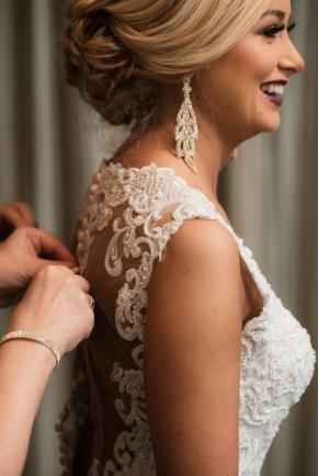 Cescaphe Ballroom Old Hollywood Glam Wedding-23