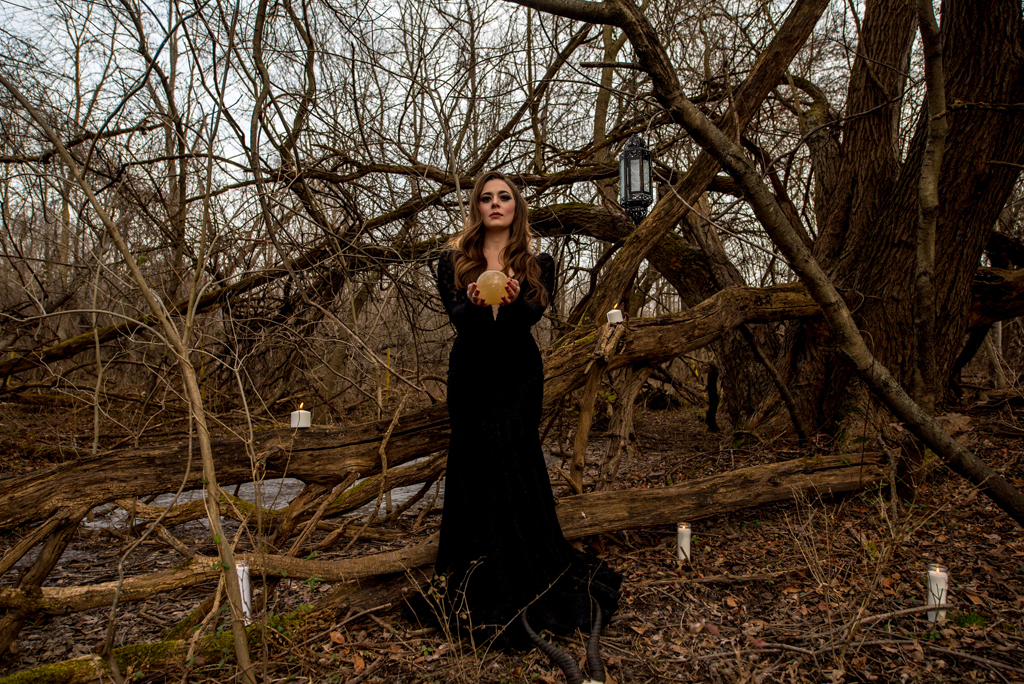 Witchy walk in the woods-11