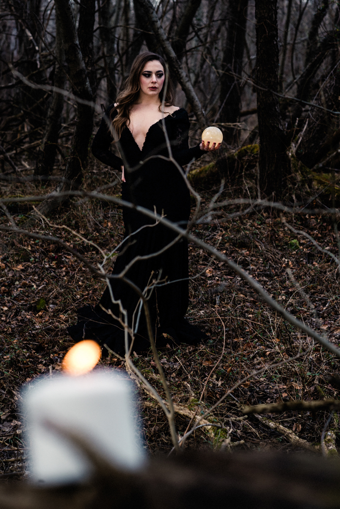 Witchy walk in the woods-123