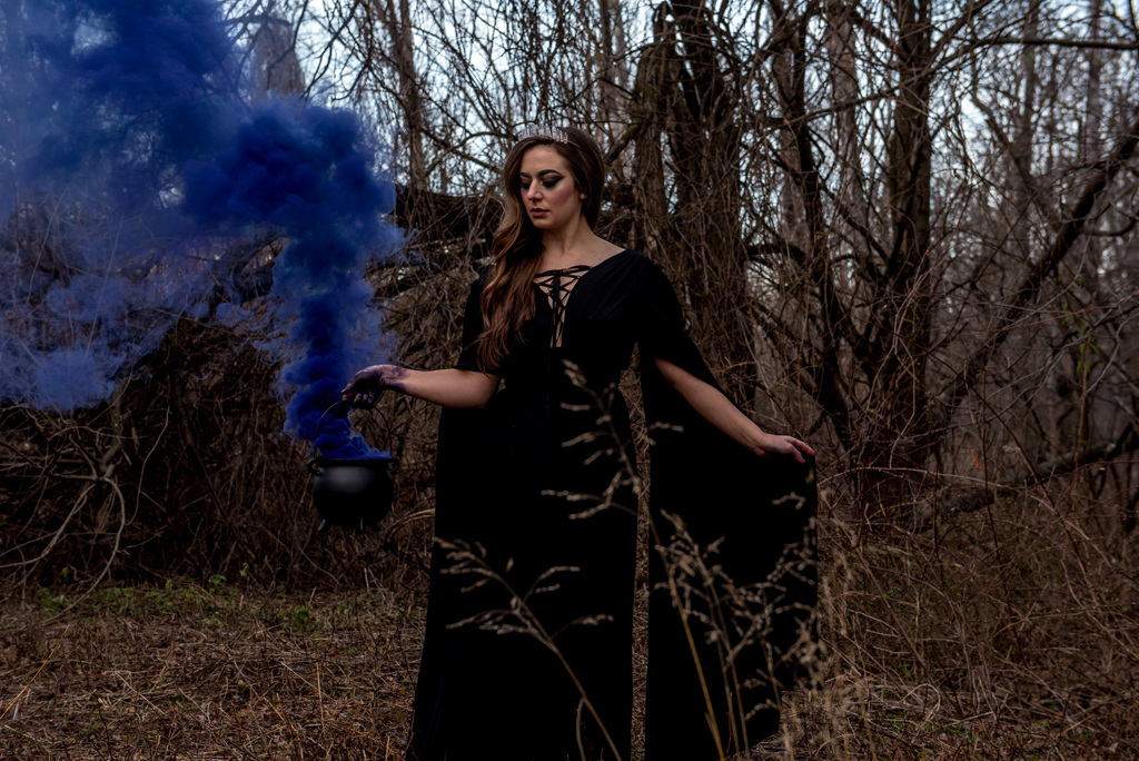 Witchy walk in the woods-136