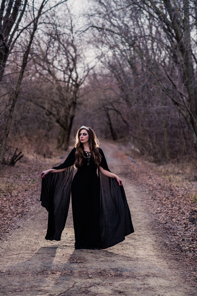 Witchy walk in the woods-175