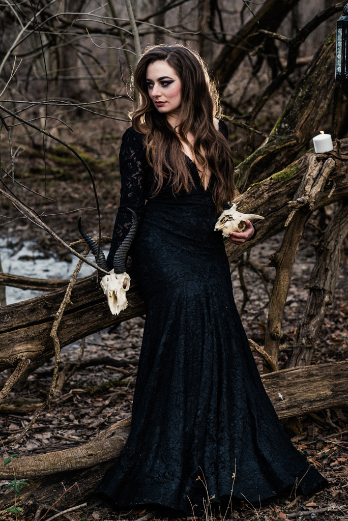 Witchy walk in the woods-56
