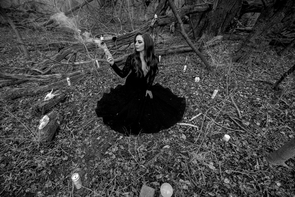 Witchy walk in the woods-83