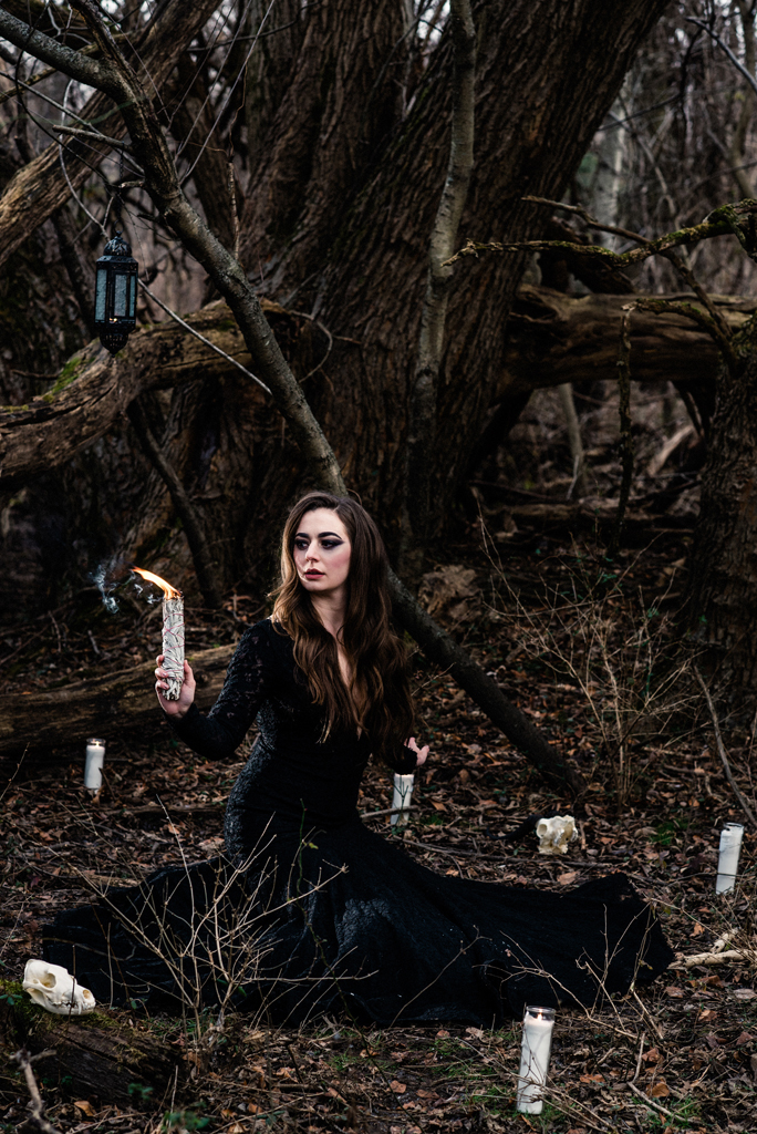 Witchy walk in the woods-84