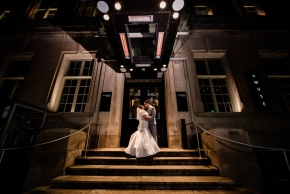 Philadelphia winter wedding Hotel Meridien-101