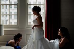 Philadelphia winter wedding Hotel Meridien-20