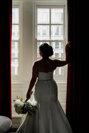 Philadelphia winter wedding Hotel Meridien-21