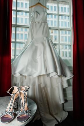 Philadelphia winter wedding Hotel Meridien-3