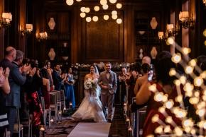 Philadelphia winter wedding Hotel Meridien-45