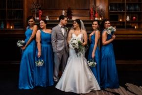 Philadelphia winter wedding Hotel Meridien-48
