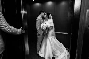 Philadelphia winter wedding Hotel Meridien-49