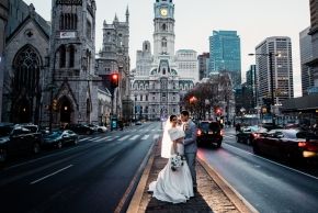 Philadelphia winter wedding Hotel Meridien-50