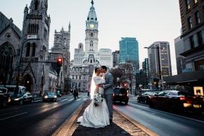 Philadelphia winter wedding Hotel Meridien-51