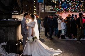 Philadelphia winter wedding Hotel Meridien-65