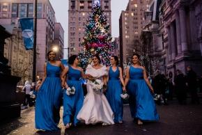 Philadelphia winter wedding Hotel Meridien-69