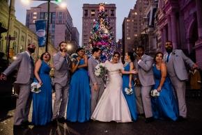 Philadelphia winter wedding Hotel Meridien-70