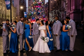 Philadelphia winter wedding Hotel Meridien-71