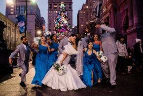 Philadelphia winter wedding Hotel Meridien-72