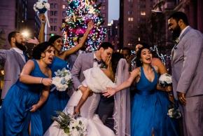 Philadelphia winter wedding Hotel Meridien-73