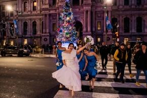 Philadelphia winter wedding Hotel Meridien-75