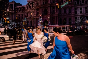 Philadelphia winter wedding Hotel Meridien-76