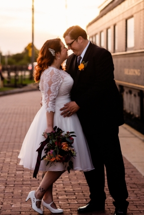 Strasburg Railroad Wedding-30