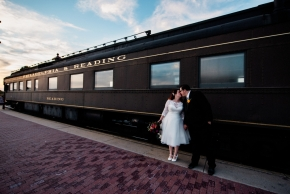Strasburg Railroad Wedding-32