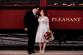 Strasburg Railroad Wedding-33