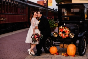 Strasburg Railroad Wedding-36